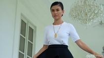 Video: Agnez Mo Tiba di Jakarta dengan Senyum Semringah