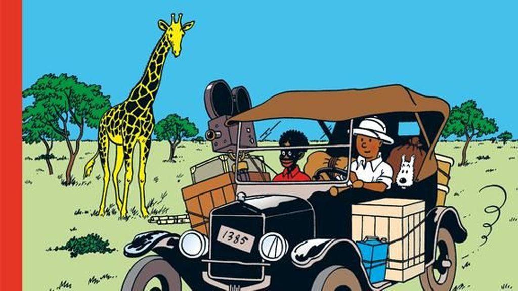 Komik Kontroversial Tintin in Congo Terbit di Perayaan Ultah ke-90