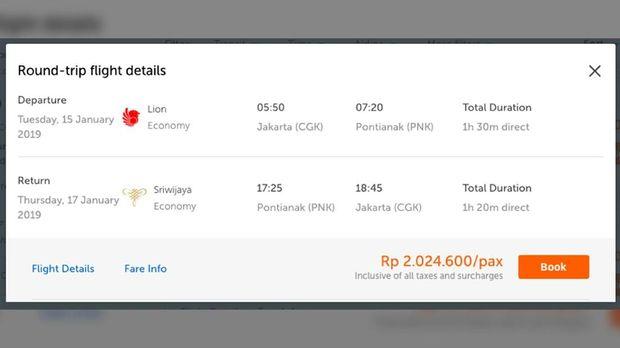 72 Ribu Orang Keluhkan Mahalnya Tiket Penerbangan Domestik