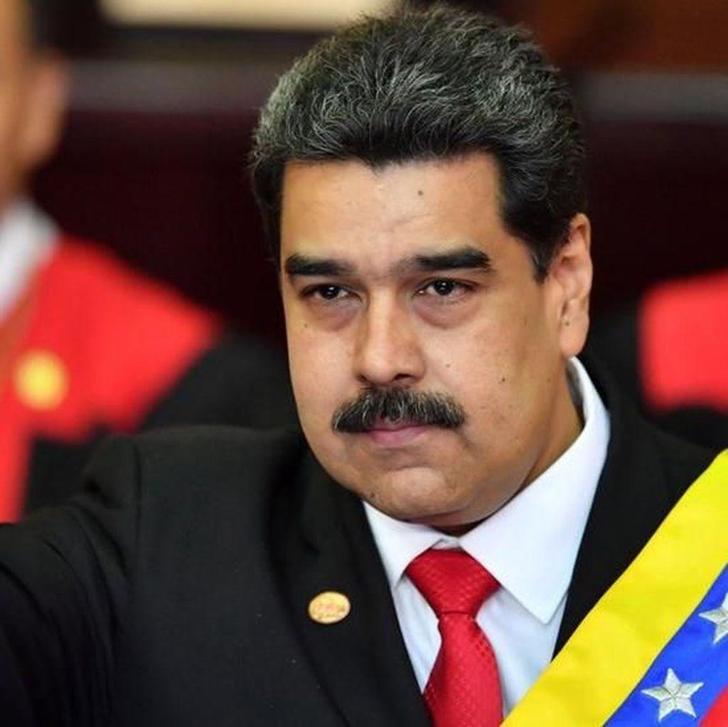 Presiden Venezuela Tak Diakui Angkatan Militernya