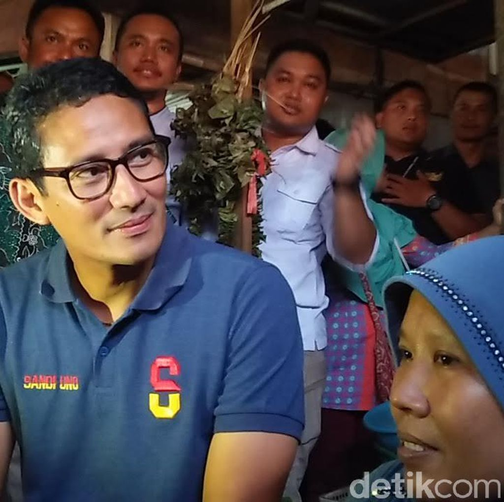 Sandiaga: Rakyat Menunggu Penuntasan Kasus Teror ke Novel Baswedan