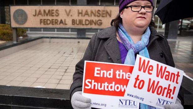 Sah! Shutdown Pemerintah AS Jadi yang Terlama di Era Modern