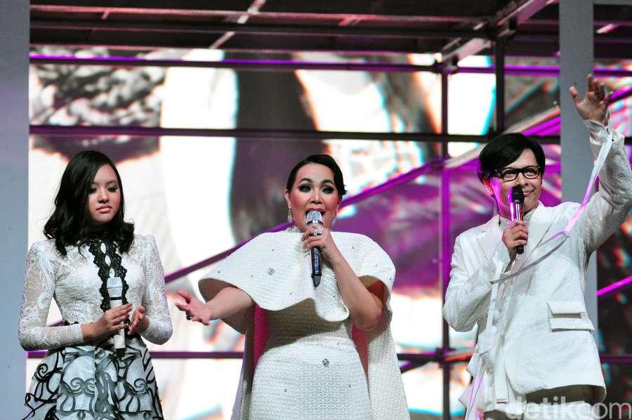 Sedikit Suguhan Armand Maulana dan Keluarganya Jelang Konser