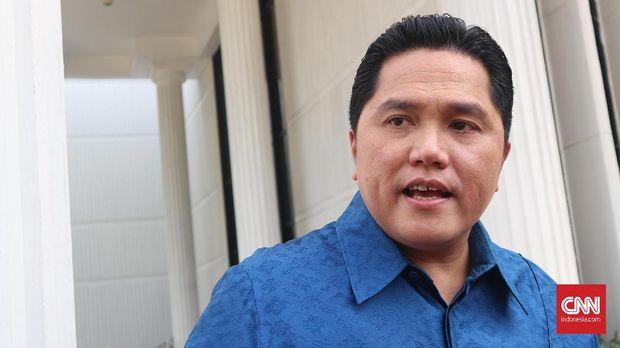 Ada petisi yang memberi dukungan kepada Erick Thohir menjadi Ketua Umum PSSI.