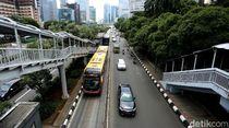 Pemprov DKI Bakal Kelola Seluruh Jalan Nasional di Jakarta
