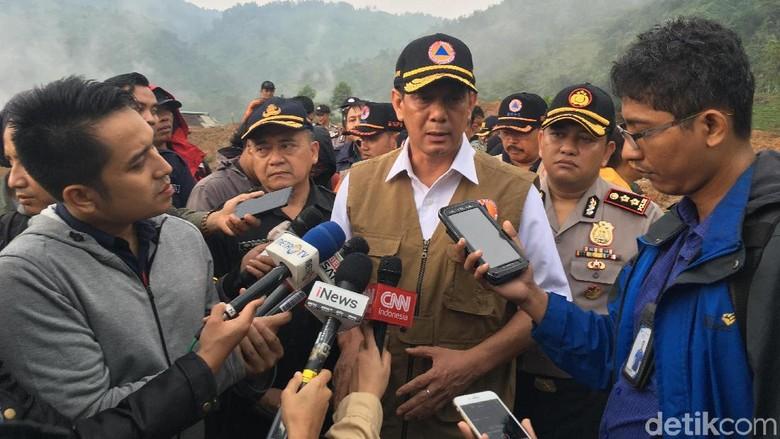 Kepala BNPB Ingin Pelatihan Mitigasi Bencana hingga Tingkat RW