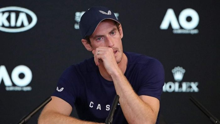 Andy Murray pensiun usai Australia Terbuka 2018? (Scott Barbour/Getty Images)