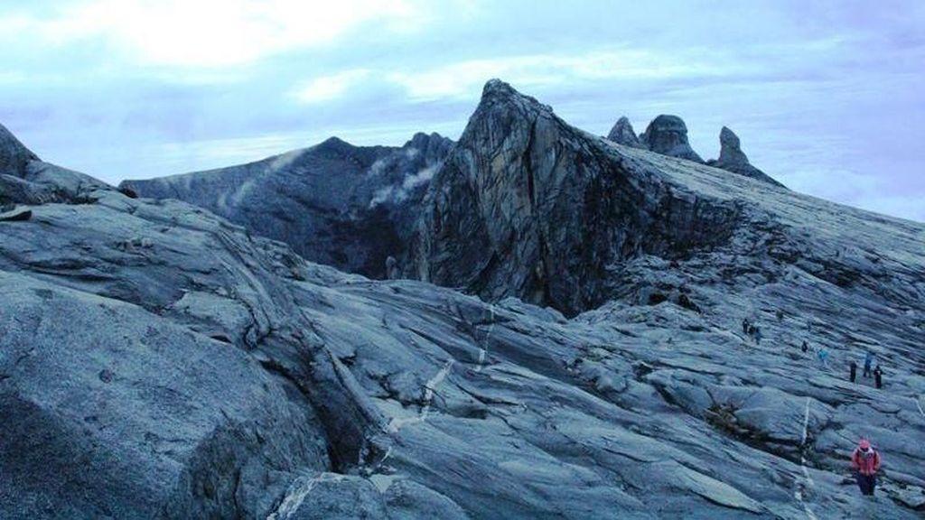 Menapaki Atap Negeri Jiran, Gunung Kinabalu