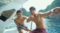 Foto: Richard Kyle dan Syamsir Alam Menjelajah Phuket