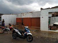 Ratusan Rumah Rusak Akibat Puting Beliung di Rancaekek