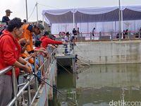 Yang Baru & Gratis di Bandung: Kolam Retensi Sirnaraga