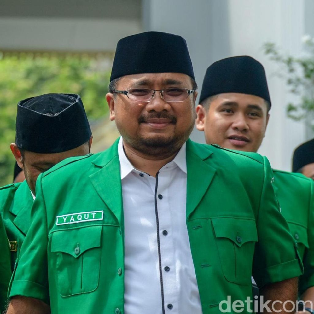 GP Ansor Lapor ke Jokowi Ada Kelompok Radikal Gabung Kontestan Pemilu