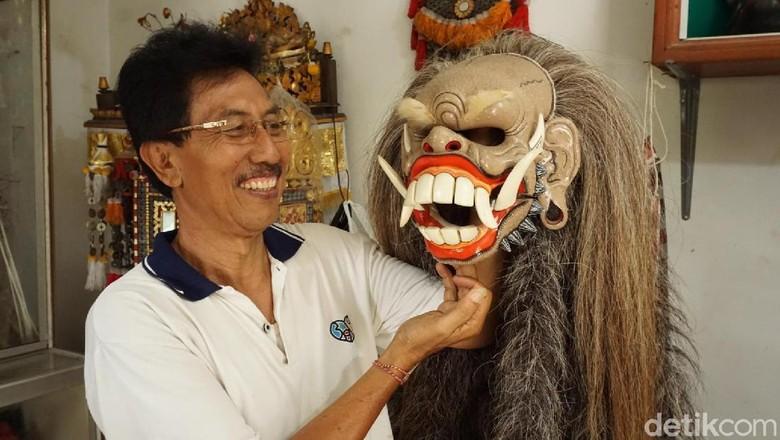 Barong Bali (Aditya Mardiastuti/detikTravel)