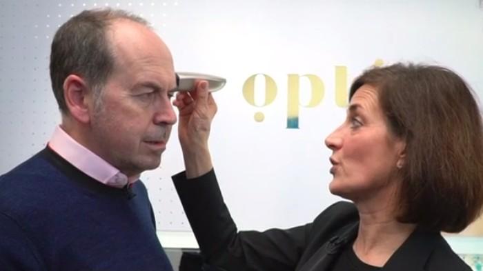 Opte dilengkapi kamera pemindai yang mampu mengambil 200 gambar per detik. (Foto: BBC)