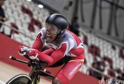Terry Kusuma Gagal Raih Medali di Kejuaraan Asia Balap Sepeda
