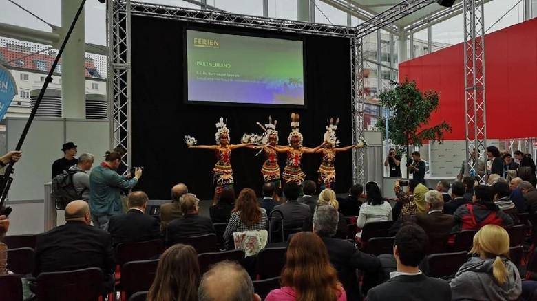 Promosi wisata Indonesia di Austria (dok. KBRI Wina)