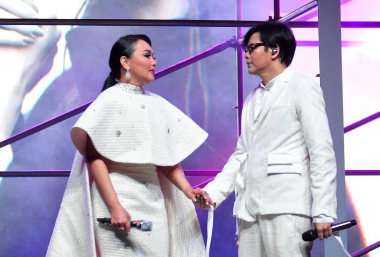 Dewi Gita dan Armand Maulana. Foto: Noel / detikHOT