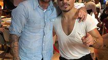 David Beckham hingga Lionel Messi, 8 Bintang yang Mencicip Steak Buatan Salt Bae