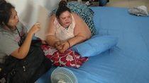 Titi Wati Bukan Wanita 350 Kg