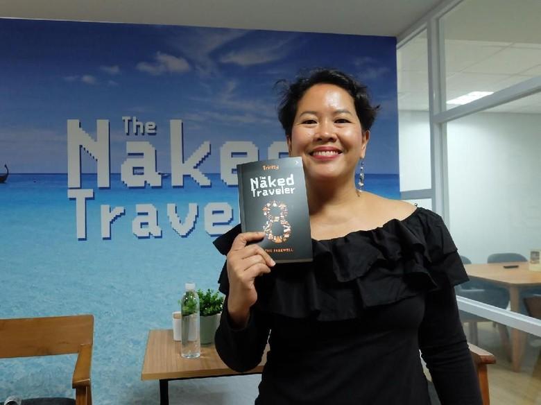 Akhiri Buku The Naked Traveler, Trinity Jumpa Pembaca Setianya