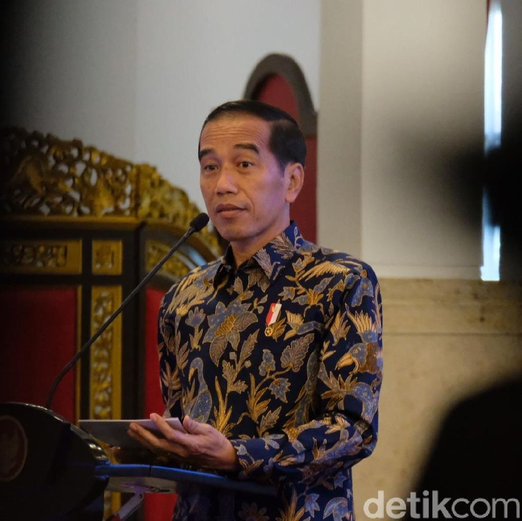Jokowi Tarik Ulur Pembebasan Baasyir