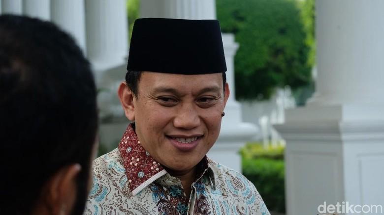 TKN Jokowi Apresiasi Pertemuan AHY dan 8 Kepala Daerah di Bogor