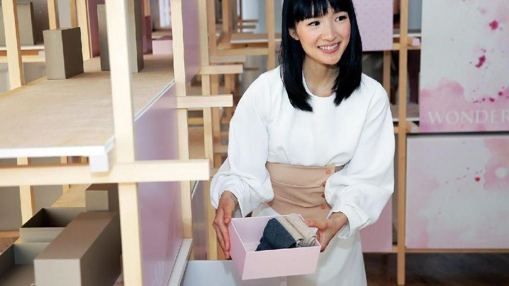 5 Tips Sederhana Rapihkan Dapur dari Marie Kondo