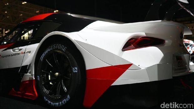 GR Supra GT Concept