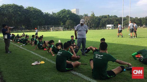Skuat Timnas Indonesia kini berjumlah 30 pemain.