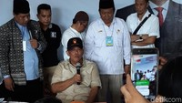 Ketua Badan Pemenangan Nasional (BPN) Prabowo-Sandiaga, Djoko Santoso menyampaikan alasannya mendirikan posko di Solo. Djoko mengaku tak memiliki alasan khusus, melainkan hanya ingin menengok kota asalnya, Solo.