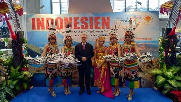 Ribuan Turis Austria Siap Terpikat 10 Bali Baru