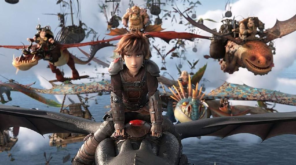 How To Train Your Dragon 3: Cinta Tak Bisa Memiliki