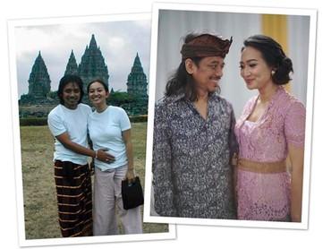 Keluarga perseonel band Gigi,Dewa Budjana kompak banget lho. Intip kedekatan mereka yuk, Bun. [Foto: Instagram/ @dewabudjana]