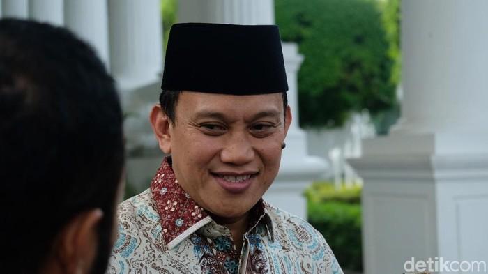 Ketua DPP PKB Abdul Kadir Karding
