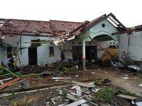 Rumah di Rancaekek rusak diterjang puting beliung