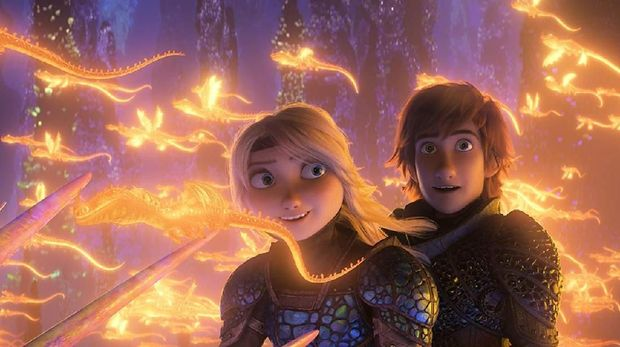 'How To Train Your Dragon 3': Cinta Tak Bisa Memiliki