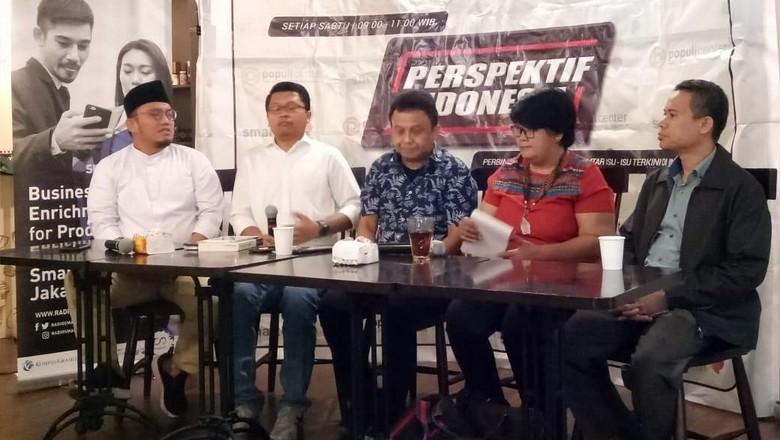 Kampus Didorong Aktif Terlibat Proses Politik di Indonesia