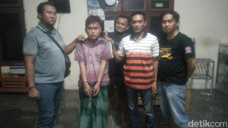 Berusaha Kabur, DPO Kasus Penjambretan Didor