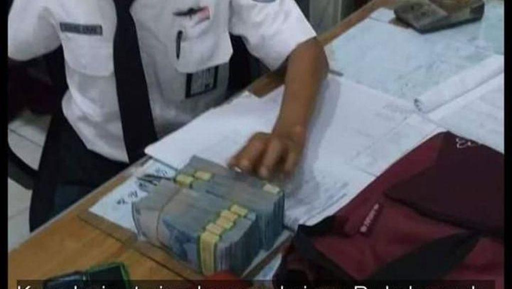 Tas Berisi Uang Rp 40 Juta Ditemukan di KRL Tanah Abang-Serpong