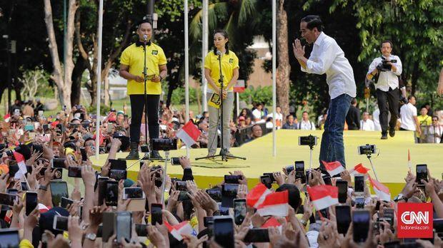 Dugaan Pelanggaran Acara Alumni UI, Bawaslu Panggil Jokowi