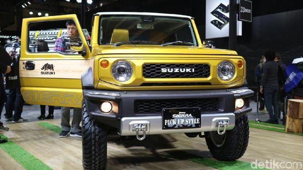 Suzuki Jimny di Auto Salon 2018