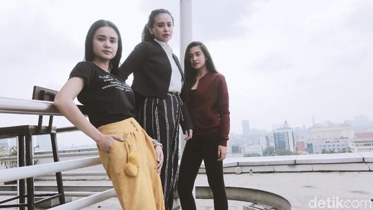 Tiga Dara Cantik, Michelle Ziudith, Nadya Arina hingga Ayushita