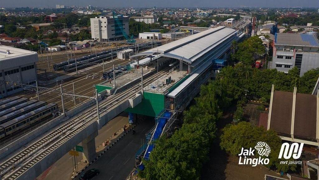 Poins Square Jadi Mal Kedua yang Nyambung Langsung Stasiun MRT