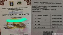 Menko PMK Usulkan Kursus Pranikah, DKI Punya Sertifikat Layak Kawin