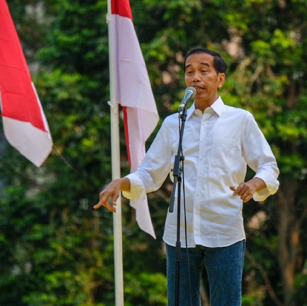 Optimistis Jelang Debat, Timses: Jokowi Bersih, Komitmen Berantas Korupsi