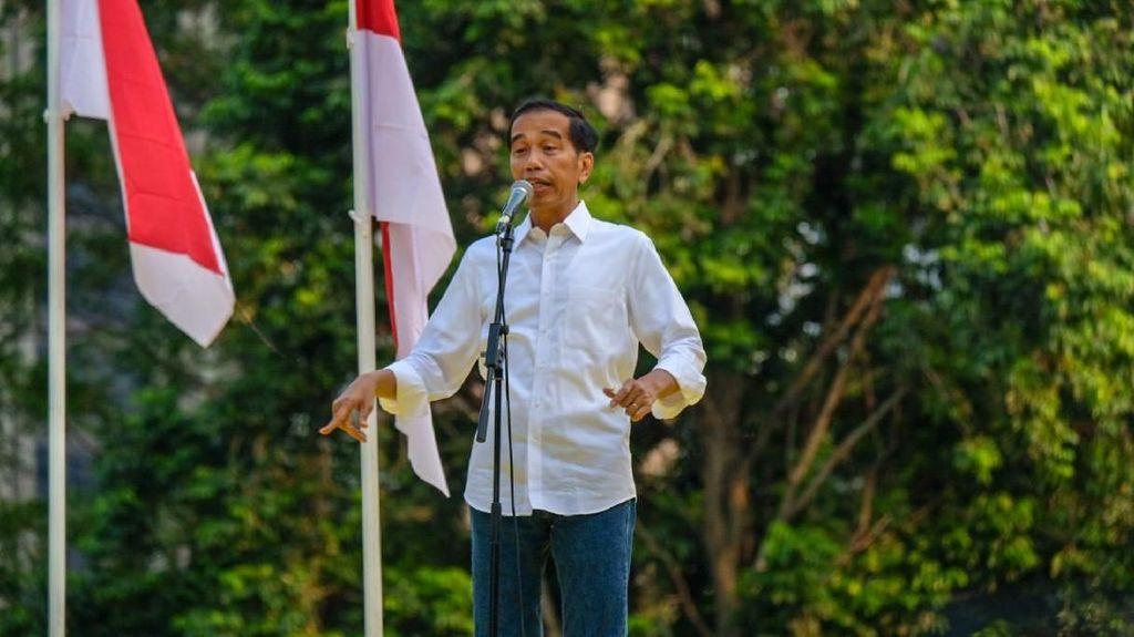 Jokowi: Pembebasan Abu Bakar Ba'asyir Bersyarat, Setia NKRI