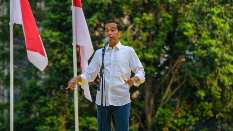 Tepis Tuduhan Antek Asing, Jokowi: Dipikir Rebut 51 % Freeport Mudah!