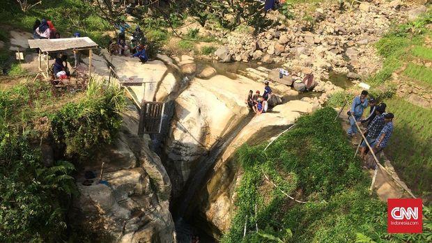 'Tersasar' di Geopark Pongkor [EMB]