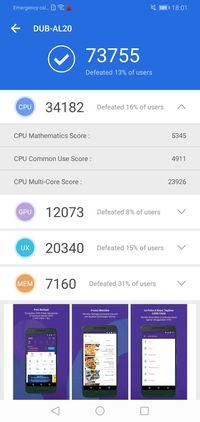 Huawei Y7 Pro (2019), Baterai Gede Performa Oke
