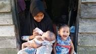 Kisah Pilu Gadis Kecil di Riau, Hidupi 2 Adiknya yang Masih Balita